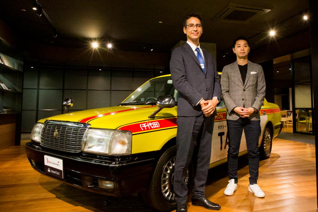 日本交通川鍋様とクラウドRPAとiPaaSを開発するBizteX嶋田氏による代表対談